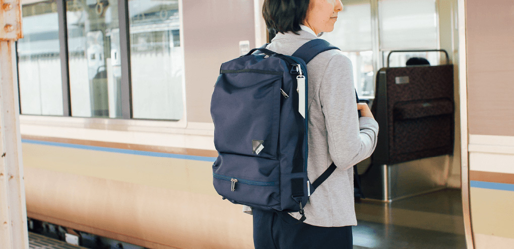 CIE - WEATHER 2WAY BACKPACK